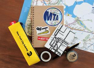 NYの文化と歴史が交差する MTAのデザイン