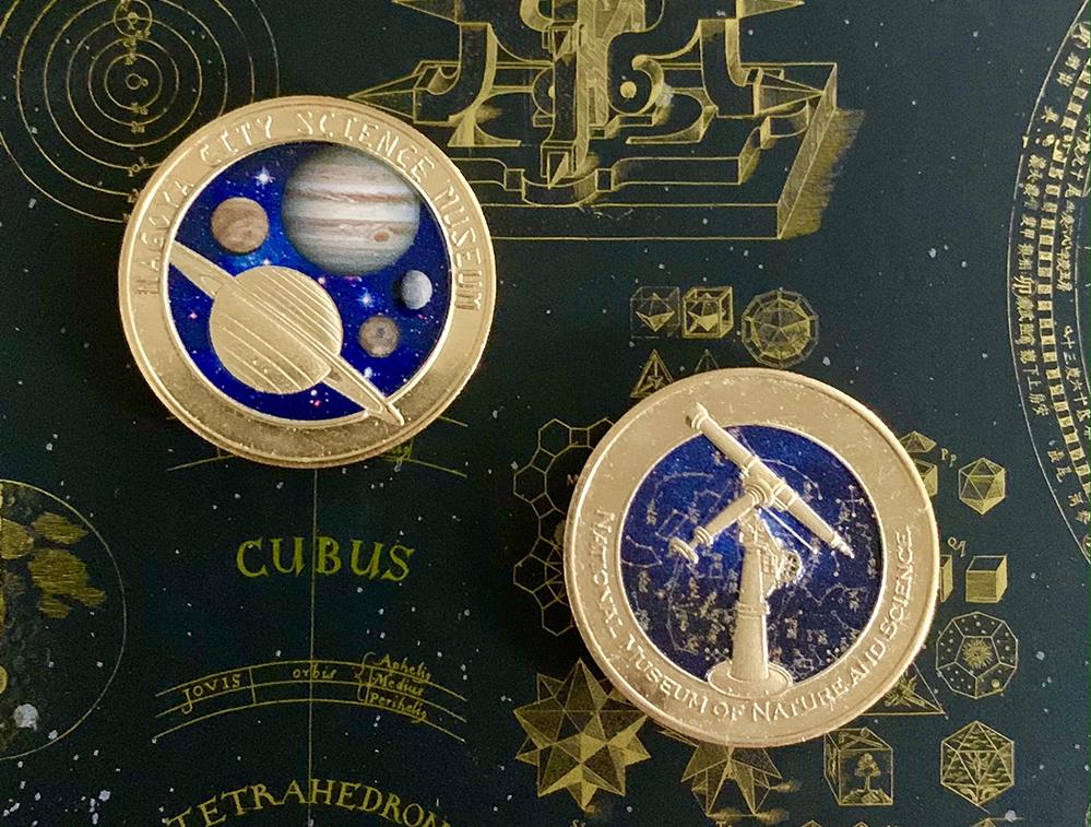 美しき記念メダルの世界